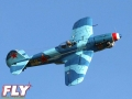 YAK-9 VQ MODEL by FLY International